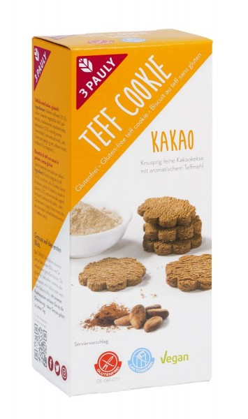 Teff Cookie Kakao