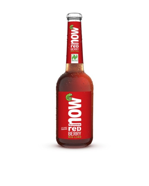 Now Red Berry, bio, 0,33 l